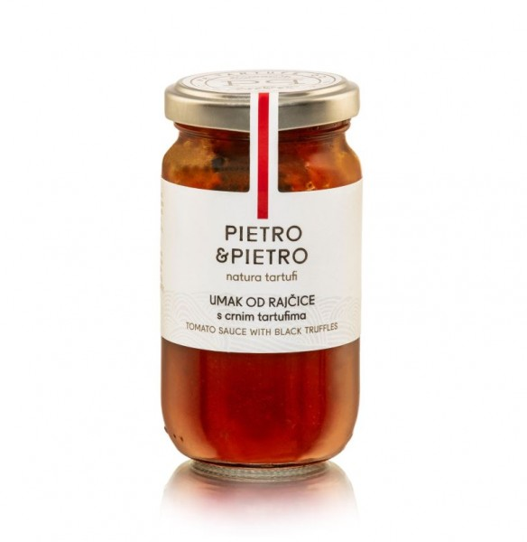 Pietro & Pietro Tomatenragout mit Trüffeln