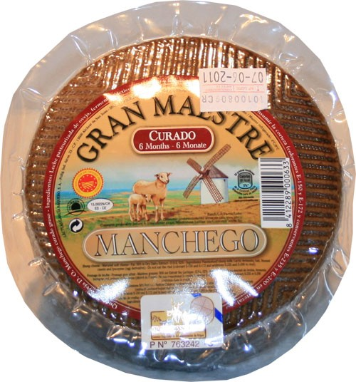 Grand Maestre Curado Manchego Mini