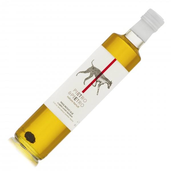 Pietro & Pietro Olivenöl, schwarzer Trüffel 500 ml