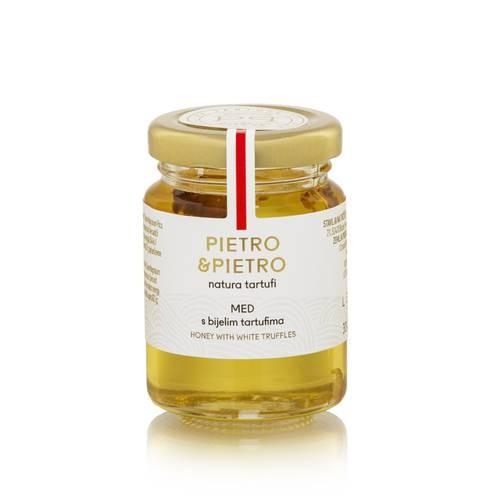 Honig mit weißen Trüffeln 50g