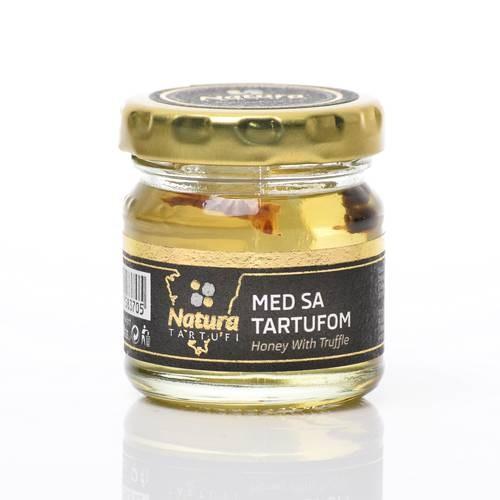 Honig mit weißen Trüffeln 40g