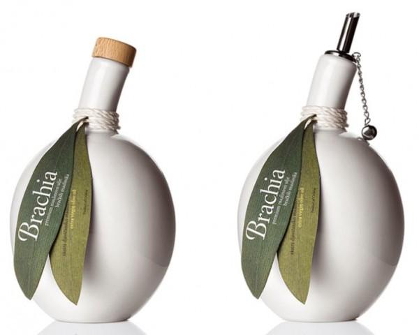 Brachia Olivenöl Extranativ 0,5l Karaffe